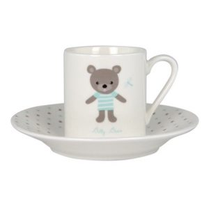 Ashdene Babycino Billy Bear Cup And Saucer