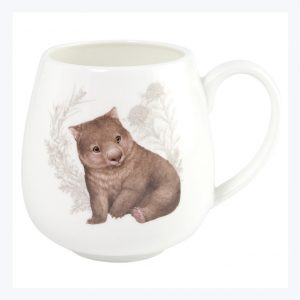 Little Aussie Friends Wombat Hug Mug