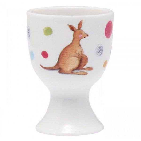 Ashdene Barney Gumnut And Friends Kangaroo Egg Cup