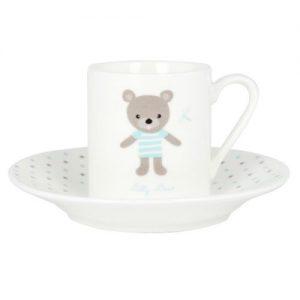 Ashdene Babycino Billy Bear Cup And Saucer