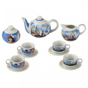 Peter Pan Miniature Collectors Tea Set