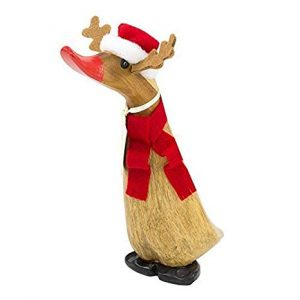 Sparkling Reindeer Duckling Glitter Hat