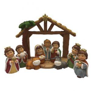 Nativity Set Kiddies