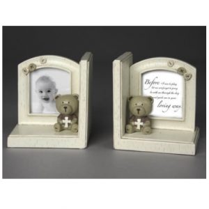 Bookends Bear With Frame