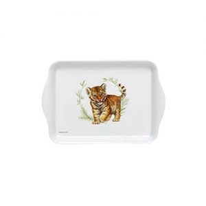 Wild Baby Animals Tiger Scatter Tray