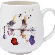 Ashdene Plum Pudding Birdies Mug
