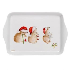 Ashdene Plum Pudding Wombat Scatter Tray
