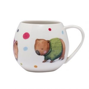 Ashdene Barney Gumnut And Friends Wombat Mug