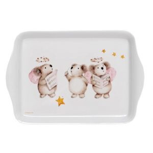 Ashdene Plum Pudding Koala Scatter Tray