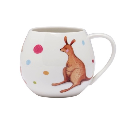 Ashdene Barney Gumnut And Friends Kangaroo Mug
