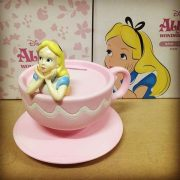 Alice Teacup Money Box