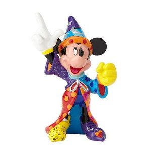 Disney Britto Sorcerer Mickey Mini Figurine