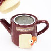 Chip N Dale Teapot Disney