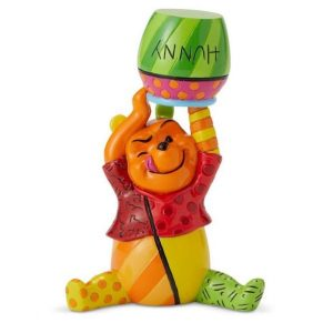 Disney Britto Winnie The Pooh With Honey Pot