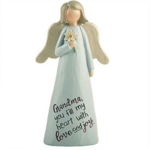 Angelic Blessings Figurine Grandma