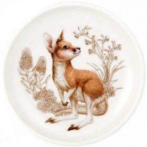 Little Aussie Friends Kangaroo Trinket Dish