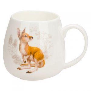 Little Aussie Friends Kangaroo Hug Mug