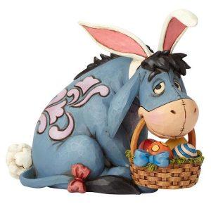 Jim Shore Disney Traditions Eeyore As Easter Bunny