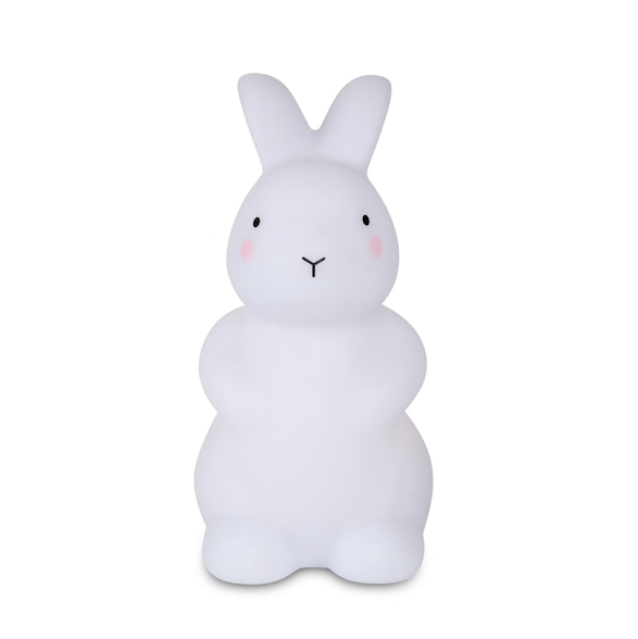 Bunny Little White LED Night Light