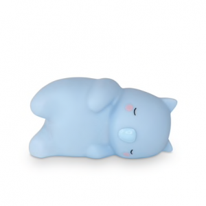 Wombat Little Blue LED Night Light