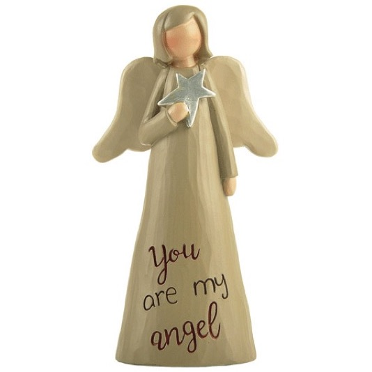Angelic Blessings Figurine You Are My Angel