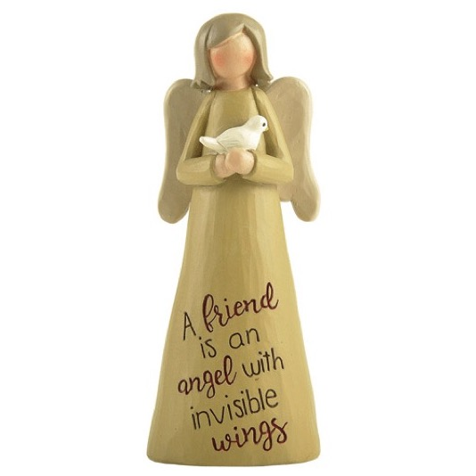 Angelic Blessings Figurine Friend