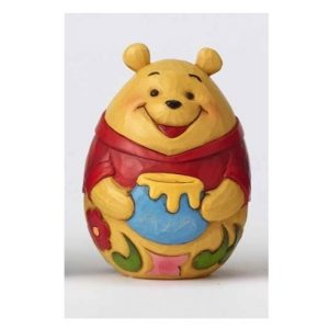 Jim Shore Disney Traditions Character Egg Pooh