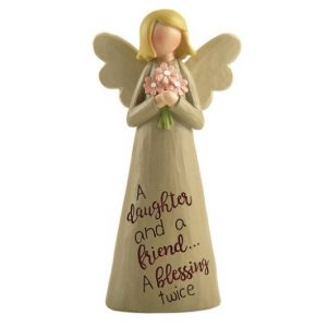 Angelic Blessings Figurine Daughter