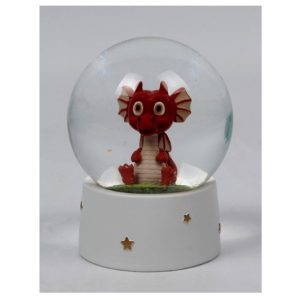 Dragon Waterball Snow Globe