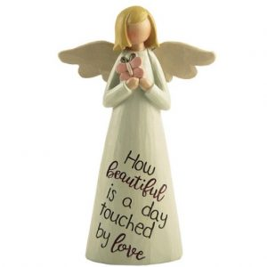 Angelic Blessings Figurine Beautiful Day