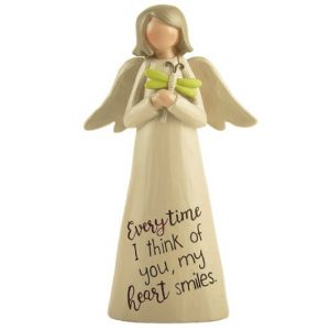 Angelic Blessings Figurine Thinking Of You