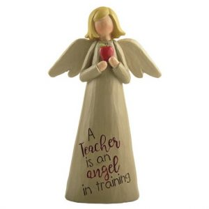 Angelic Blessings Figurine Teacher