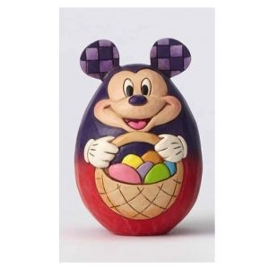 Jim Shore Disney Traditions Character Egg Mickey Mouse