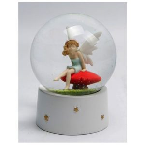 Fairy Waterball Snow Globe