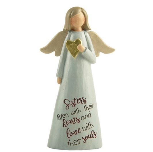Angelic Blessings Figurine Sister