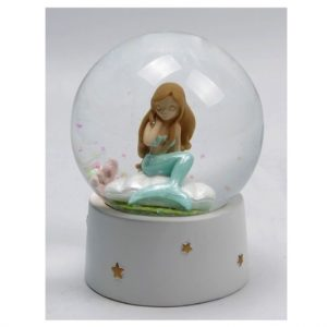 Mermaid Waterball Snow Globe