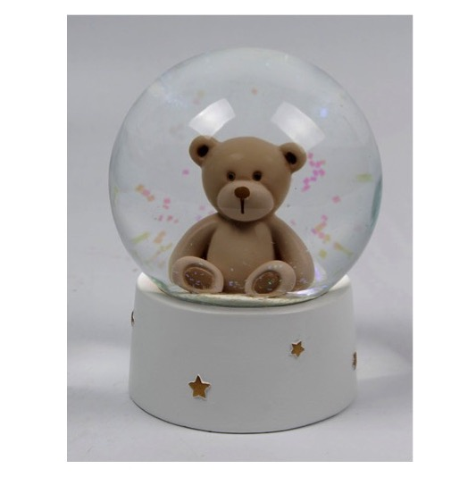 Teddy Waterball Snow Globe