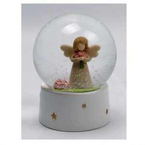 Angel Waterball Snow Globe