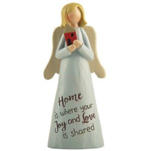 Angelic Blessings Figurine Home