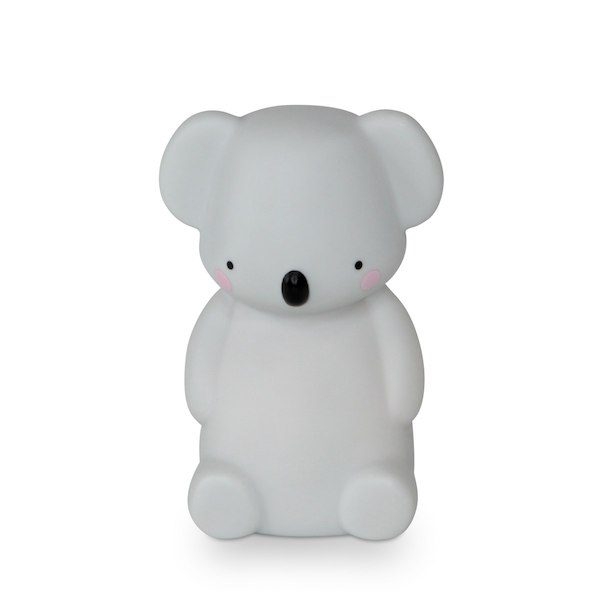 Koala Little Grey LED Night Light