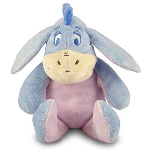 Disney Baby Eeyore Beanie Plush