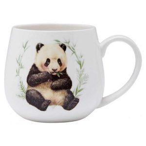 Wild Baby Animals Panda Snuggle Mug