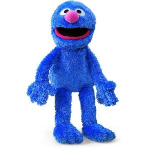 Sesame St Grover Soft Toy