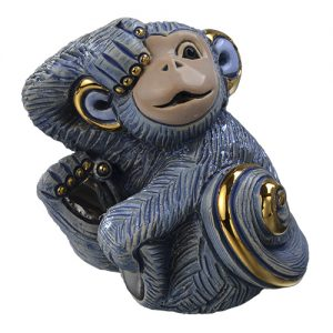 Baby Monkey Ornament