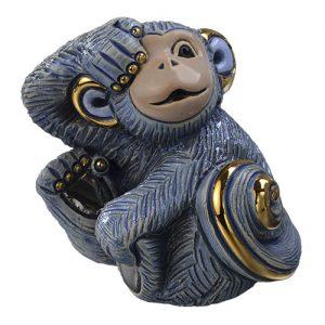 Baby Monkey Ornament