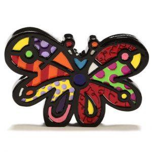 Romero Britto Mini Butterfly Figurine