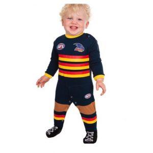 AFL Adelaide Crows Original Footy Suit