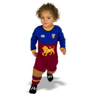 AFL Brisbane Lions Original Footy Suit