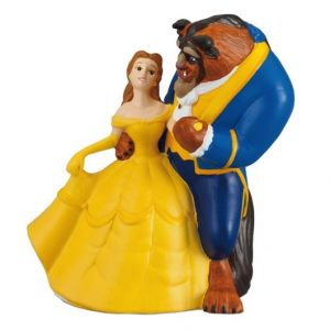Disney Belle And Beast Money Box