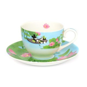 Mickey And Minnie Four Seasons Tea Set Summer